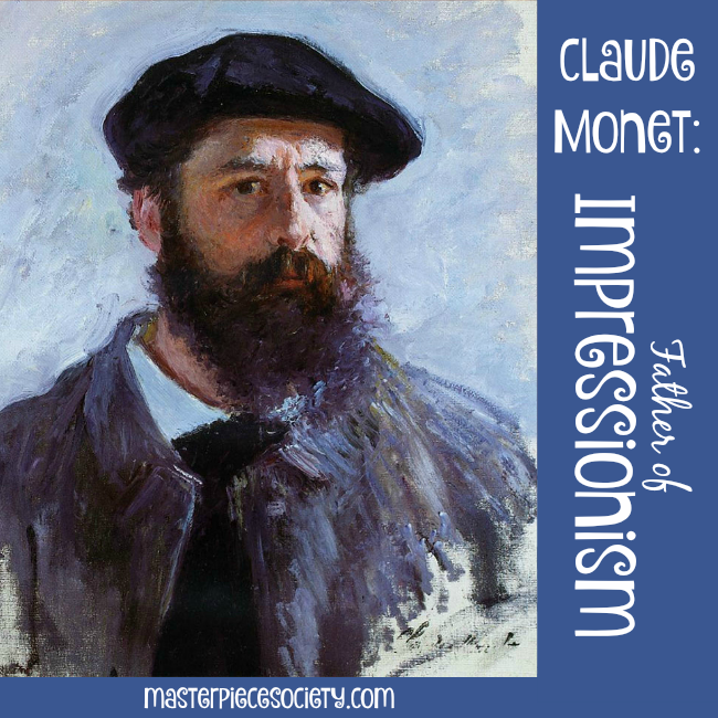 Claude Monet: Father of Impressionism | masterpiecesociety.com