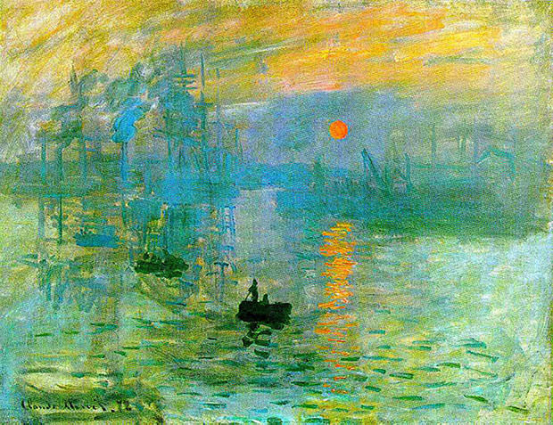 Claude Monet - Father of Impressionism - Masterpiece Society