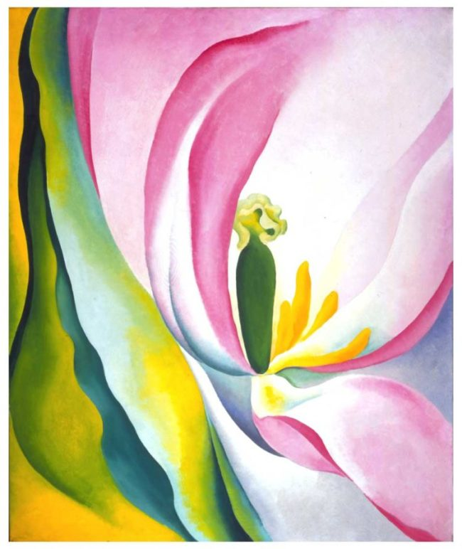 a biography of georgia okeeffe the mother of american modernism Here are the five things you should know about the mother of american modernism  magnified flowers as well as new mexico landscapes summarize georgia o'keeffe's.