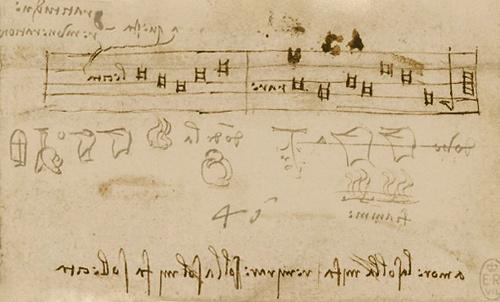 leonardo da vinci and music essay Free leonardo da vinci papers, essays, and research papers.