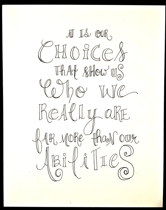 Choices doodle lettering tutorial masterpiece society optional add a light wash of watercolor over the background to make your letters pop thecheapjerseys Gallery